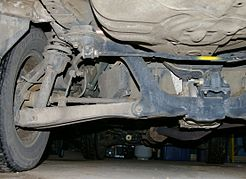 What Does Chevy Stand For >> Car suspension - Wikipedia