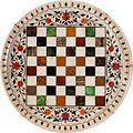 India Marble tray with chessboard.jpg