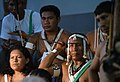 Indian protesters from Vale do Javarí in Belém 2009-1530FP8907.jpg