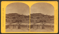 Indian pueblo of Zuni, New Mexico; view from the interior, by O'Sullivan, Timothy H., 1840-1882 3.png