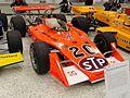 Indianapolis Motor Speedway Museum in 2017 - Racecars 05.jpg