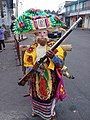 Indio, personaje del Carnaval de Huejotzingo 2018.jpg