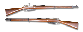 Gewehr 1888 Type of Service rifle