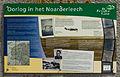Informatiebord over de oorlog in het Noarderleech Locatie, Noarderleech 02.jpg