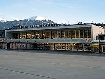 Sân bay Innsbruck