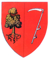 Coat of arms of Județul Orhei