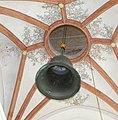 Interieur, het laten zakken van de klok door de vloer, tijdens werkzaamheden - Zaltbommel - 20534263 - RCE.jpg