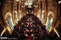Interior da Igreja de São Francisco de Paula, Rio de Janeiro - Nave, vista do coro alto para a capela-mor (2).jpg