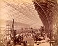 Interior of Gallery of Machines, showing machines being set up, Paris Exposition, 1889.jpg