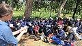 Introducing the Menstrual Cup to womens groups in Meru (5926655048).jpg