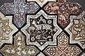 Iran, mattonelle stellate e cruciformi, 1266-67, 02.JPG