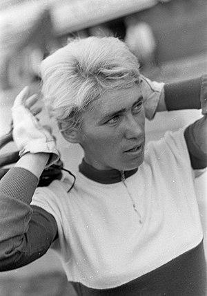 Irina Kirichenko - Irina Kirichenko in 1967
