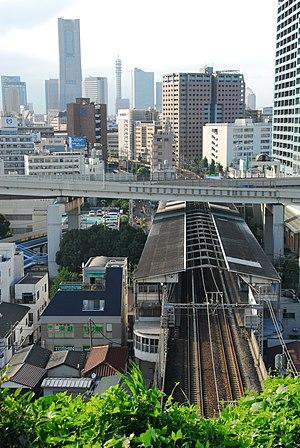 Ishikawachō Station - Ishikawachō Station in July 2006