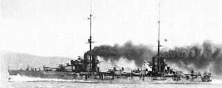 Italian battleship <i>Dante Alighieri</i>