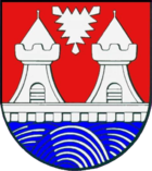 Coat of arms of the city of Itzehoe