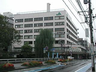 岩手県信連本所が置かれている岩手県産業会館