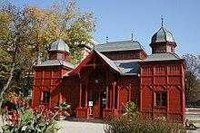 Botanicki Vrt Prirodoslovno Matematickog Fakulteta Sveucilista U