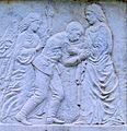 Jánoshalma WW1 relief.JPG