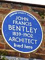 JOHN FRANCIS BENTLEY 1839-1902 ARCHITECT lived here.jpg