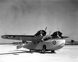Grumman G-21 Goose - Image: JRF 5 NAS Jax 1942