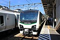 JR East HB-E300 Resort View Furusato at Minami-Otari Station 20101002b.jpg
