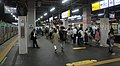 JR Shinagawa Station Platform 11・12.jpg