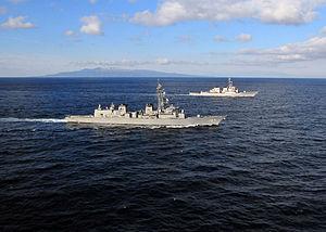 JS Ikazuchi and USS Curtis Wilbur in Sagami Bay, -5 Feb. 2010 a.jpg
