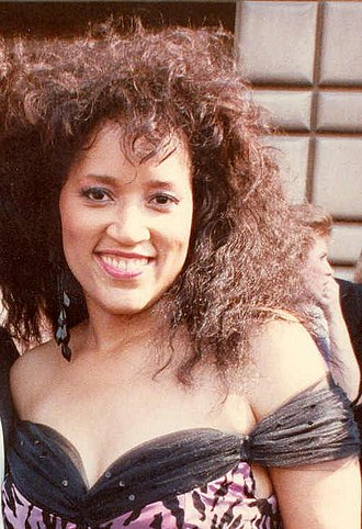 Jackée Harry - Harry in 1988