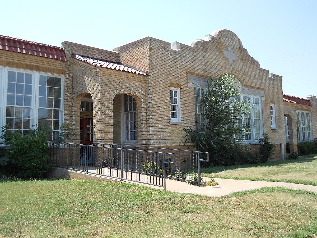 Jackson School Enid Oklahoma Wikipedia