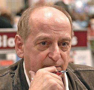 Jacques Lanctôt - Jacques Lanctôt in 2010 at the Montréal Book Fair