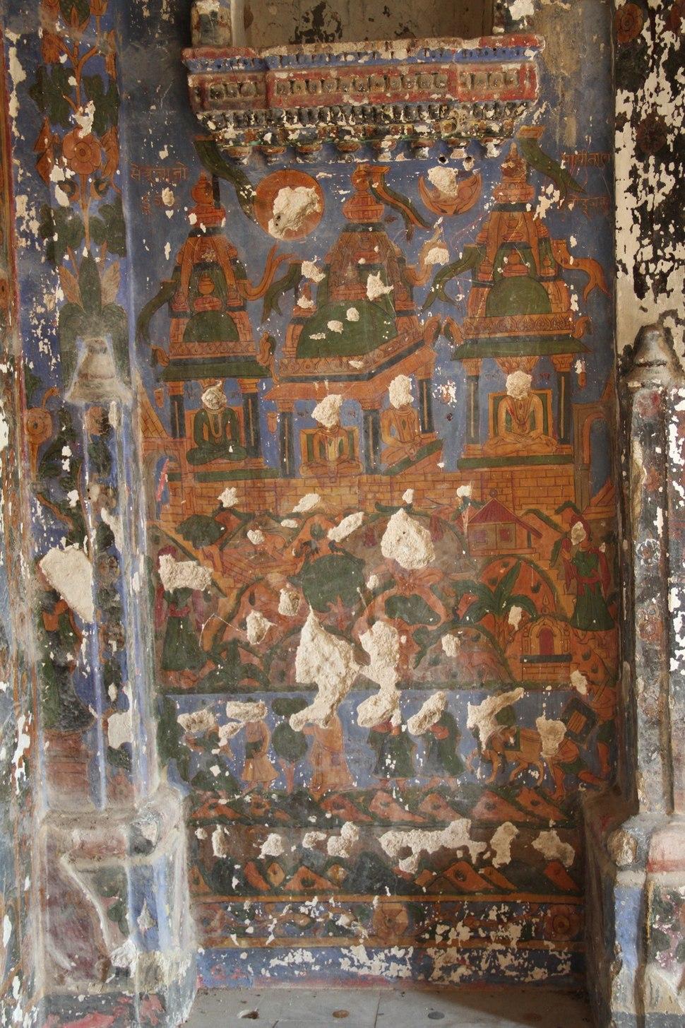 Jain Temple Nagarparkar by smn121-4