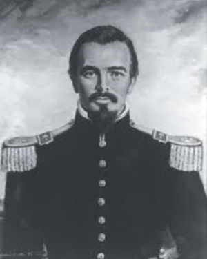 Battle of Tulifinny - Major James B. White who served as Superintendent of the South Carolina Military Academy at the time of the battle
