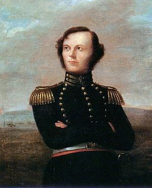 Battle of Concepción - Captain James W. Fannin was one of the commanders at the Battle of Concepción.