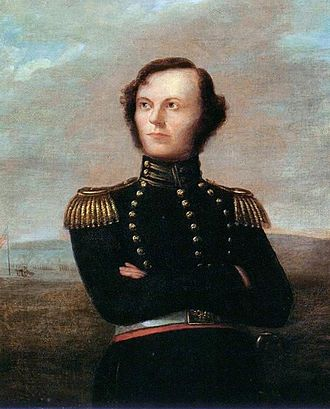 Battle of Coleto - James Fannin, commander of Texian forces during the Battle of Coleto.