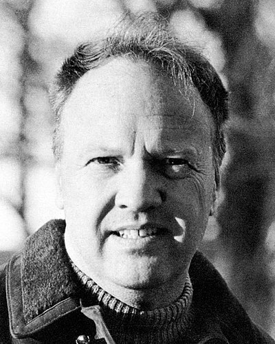 Picture of an author: James Dickey