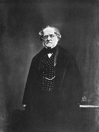 James Lenox - Photograph taken in the 1870s