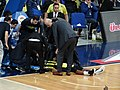 James Nunnally 21 Injury Fenerbahçe Men's Basketball 20180105.jpg