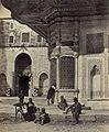 James Robertson und Felice Beato, Porte imperial de l'ancien Serail (Brunnen von Ahmed III), um 1854.jpg