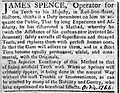 James Spence, operator for the teeth to his Majesty..., Wellcome L0000089.jpg