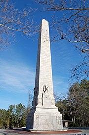 Jamestown Tercentennial Monument