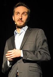 Jan Böhmermann in Rostock 2014 06
