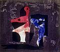 Jan Hladík, autorská tapiserie Blíženci, 1967, 260 x 300 cm, bavlna a vlna.jpg