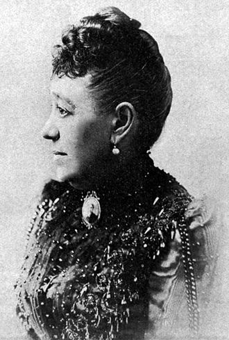 Stanford University Libraries - Stanford co-founder Jane Stanford directed that her jewels be sold to endow library acquisitions