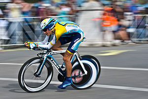 Janez Brajkovič - 2009 Tour of California. As ...