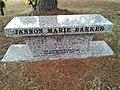 Jannon Marie Barker, Greenlawn Cemetery, Roswell, GA, USA - panoramio.jpg