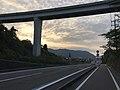 Japan National Route 317 and Tatara Bridge 2.jpg