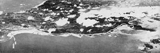 Battle of Guam (1941) - Another illustration of the route Japanese forces followed during the invasion