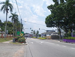 Skyline of Jasin