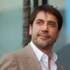 Schauspieler Javier Bardem