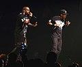 Jay-Z Kanye Watch the Throne Staples Center 16.jpg